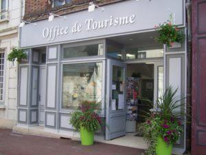 Office de tourisme d'Orbec