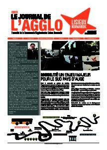 Lisieux Normandie Journal3 Agglo Octobre2018 C