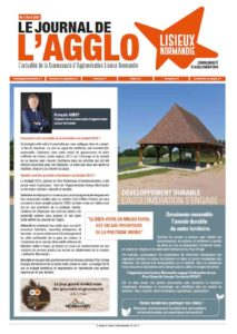 Lisieux Normandie Journal Agglo Mars2019 Sanstraits