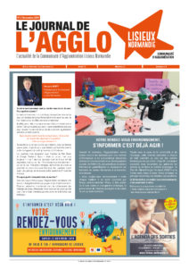 Journal Agglo Lisieux Normandie 7
