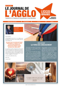 Journal Agglo Lisieux Normandie 8