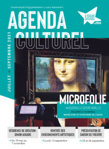 AgendaLisieuxNormandie Juillet21 Bd